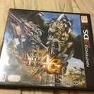 3DSソフト★中古美品「モンスターハンター4G」