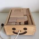 【お取引中】木製つみき