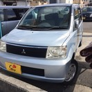 【4WD】★EKワゴン★キーレス★社外CDオーディオ★ドアバイザー...