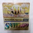 高画質 S-VHS ビデオテープ ...