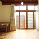 一戸建てリノベーション「茶山ゴコ」5号室 木窓の部屋