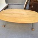 折畳みテーブル幅100奥行60高さ32