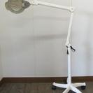 LEDライト付き 拡大鏡 エクステ エステサロン 美容家電 照明
