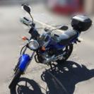 【交渉成立】中古原付二種 125cc ヤマハ YBR125