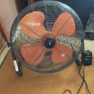 山善45cm床置式工業扇風機