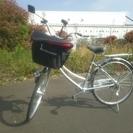 26インチ 自転車 今年4月下旬購入 おまけ多数!早い者勝ち!