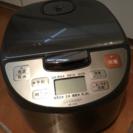 シャープ炊飯器 2015年製