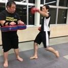 キックボクシング 一緒に練習しませんか?