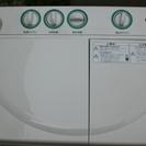 2015年式 Panasonic NA-W40G2 今ブームの2層式洗濯機  - 松原市