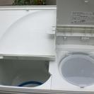 2015年式 Panasonic NA-W40G2 今ブームの2層式洗濯機  - 売ります・あげます