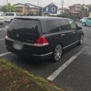 車検1年半 サンルーフ オデッセイ - 横浜市
