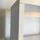 【取りに来てくださる方限定】オープンラック(白) - 家具