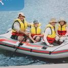 最終値下げしました!新品 未使用 4人乗りボート − 愛知県
