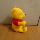 プーさんのぬいぐるみ (小) - おもちゃ