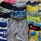 男の子 80 夏服 A  24枚