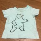 子ども半袖シャツ  ②  80