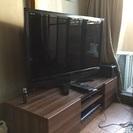 【すぐ使える】フルセット!東芝REGZA&VARDIAテレビボード付