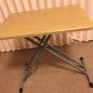 5段階調整テーブル