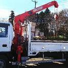 ユニック資材運搬   4トンショート