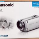 パナソニック ディジタルビデオカメラ HC-V480MS-K