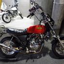 ホンダ エイプ 50改→125cc