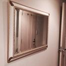 【50%大幅値下げ!】壁鏡 ウォールミラー