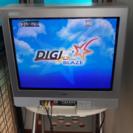 TOSHIBA 21型 ブラウン管テレビ さしあげます