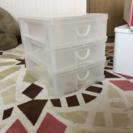 【取引中】プラスチックケース