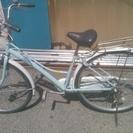 中古自転車お譲りいたします。