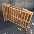 安心の日本製 スリーピー ワンタッチベッド ベビーベッド 折りたたみ コンパクト収納 石崎家具 - 売ります・あげます