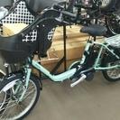 新型 電動アシスト自転車 Panasonic ギュット・ミニ・DX...