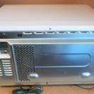 ☆無印良品 MUJI M-E10AW オーブン機能付き電子レンジ◆明るい良品計画 - 売ります・あげます