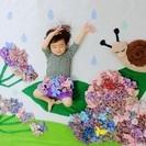 【海老名】梅雨と初夏のベビードリームアート撮影会