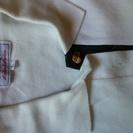 白ポロシャツ レディス L セントクリストファー