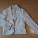 ☆ジャケット オフホワイト・胡桃ボタン☆