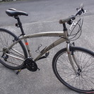 SPECIALIZED クロスバイク 2002年モデル