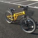 HUMMER ハマー CTB246-SE [子ども用自転車 24...