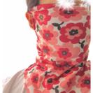 マリメッコ風 フェイスカバー フェイスマスク 日焼け対策用