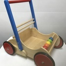 BAJO バヨ社 ベビーウォーカー 木製 手押し車