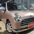🌟総額16万円‼️🌟可愛いピンクのミラジーノ‼️🌟車検付き⭕️🌟