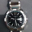 今若者に大人気のPOLICEのシルバー時計をお売りします。