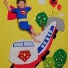 【横浜センター北】鉄道カフェTrainToysベビドリ父の日アート撮影会