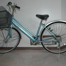 まだ乗れる自転車あげます