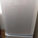 三菱 2ドア冷蔵庫お譲りします!