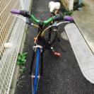 自転車 クロスバイク 部分カスタマイズ