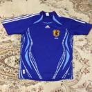 2006年WC杯日本代表ユニホームレプリカセット(L)
