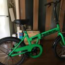 保留中。新品未使用!折り畳み自転車