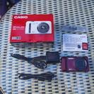 【値下げ】CASIO デジタルカメラ EXILIM HS EX-...