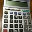 かしこい電卓CASIO デスク型電卓 時間計算タイプ 12桁 DS...