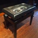 ピアノ椅子、差し上げます。